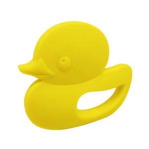 Mordedor para bebés con forma de pato