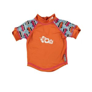 Camisetas con protección solar campervan close parent