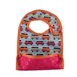 Babero Reversible Campervan de Pop in