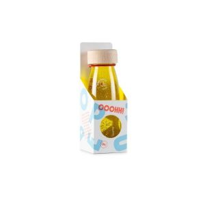 Botella Sensorial Float Bottle Yellow